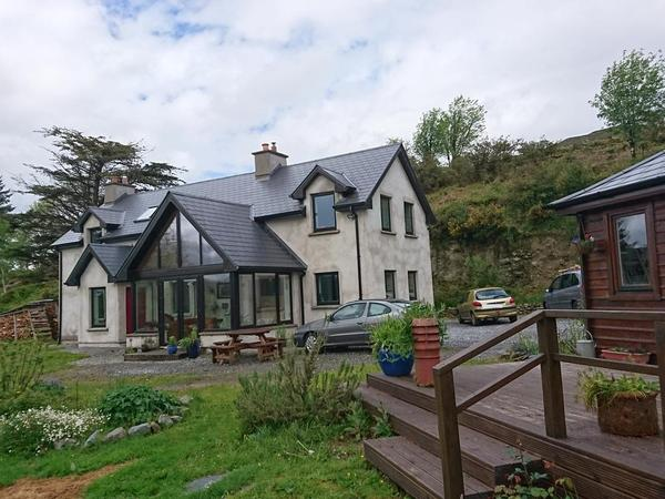 Housesitting assignment in Glenflesk, Ireland
