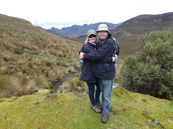 Carole & Ronald from Cuenca, Ecuador