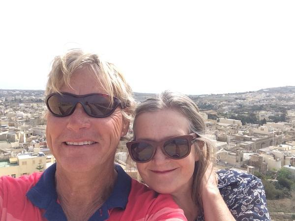 Brenda & Bryan from Camperdown, South Africa