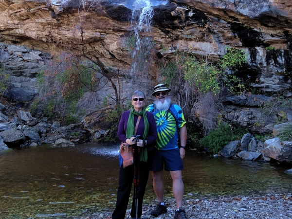 Mary & Bill from Tucson, Arizona, United States