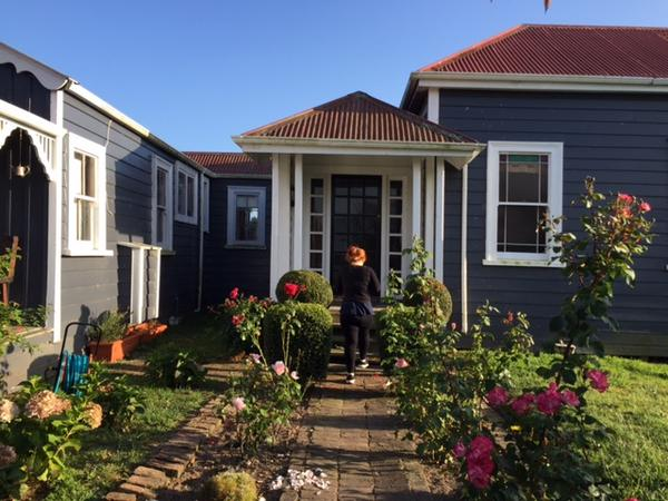 Housesitting assignment in Paeroa, New Zealand
