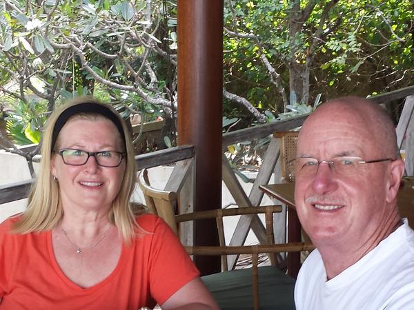 Suzanne & John from Alexandra, New Zealand
