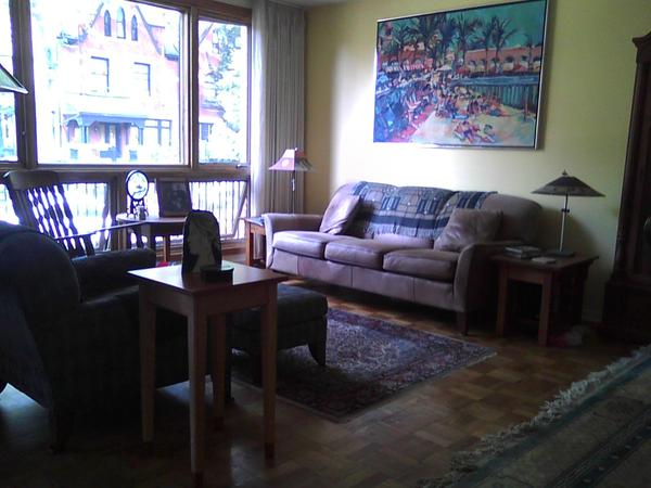 Housesitting assignment in Chicago Loop, IL, United States