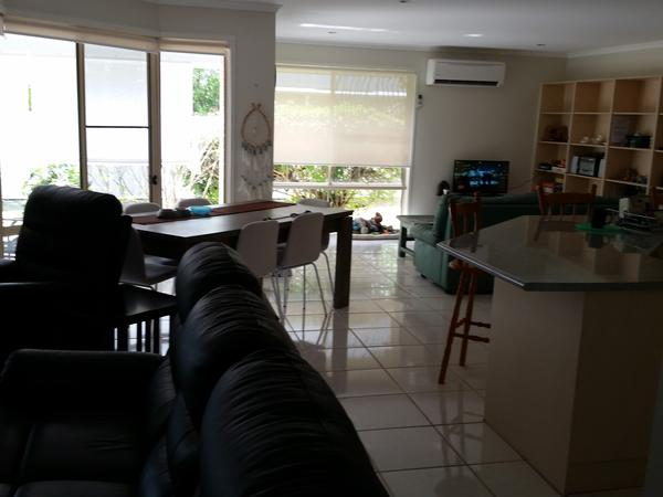 Housesitting assignment in Cooloola Cove, Queensland, Australia