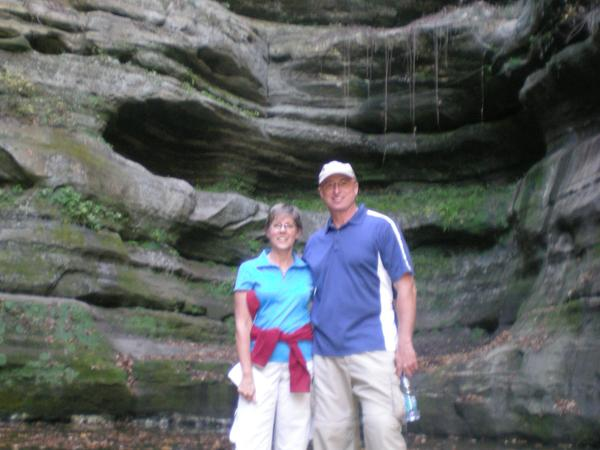 Christine & Thomas from Elmhurst, IL, United States