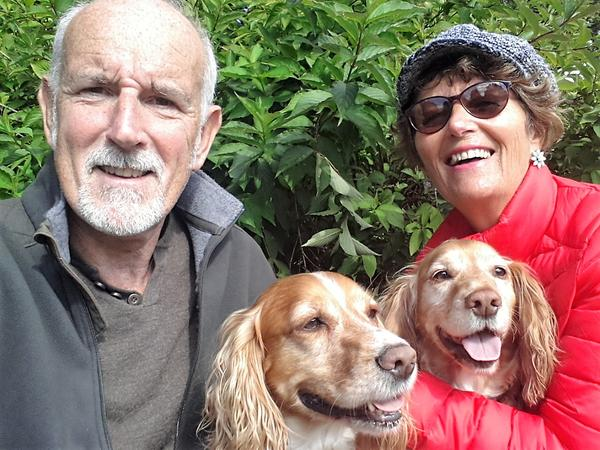 Kaye & David from Beverley, United Kingdom