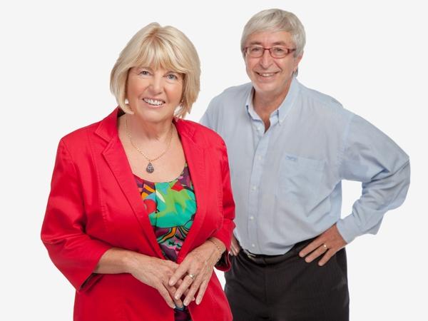 Joslyn & Steve from Brisbane Airport, QLD, Australia