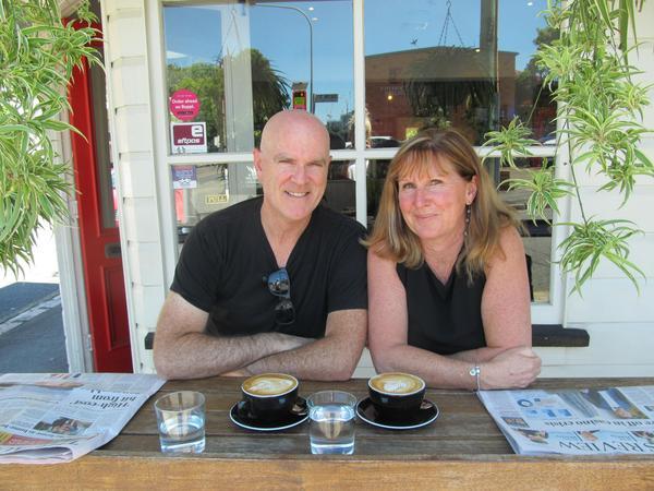 Sandra & Robin from Victoria, British Columbia, Canada