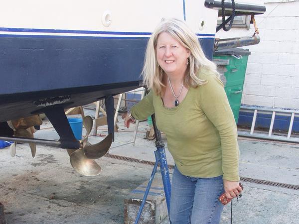 Sally from Wimborne Minster, United Kingdom