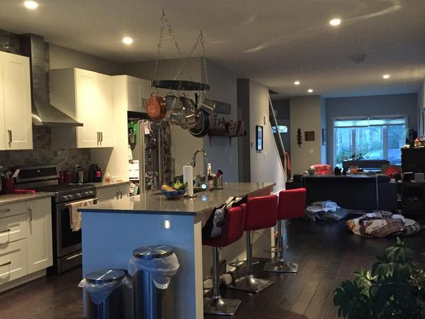 Housesitting assignment in Calgary, AB, Canada