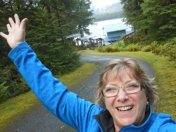 Cindi from Petersburg, Alaska, United States