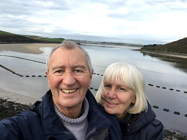Diana & Michael from Redruth, United Kingdom