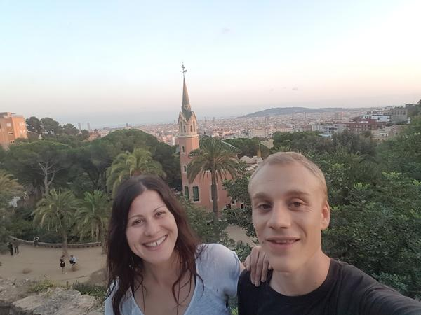 Jodok & Alexandra from Altendorf, Switzerland