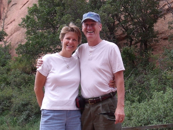 Donna & Lance from Fountain Hills, AZ, United States