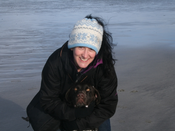 Denise & Buddy from Collooney, Ireland