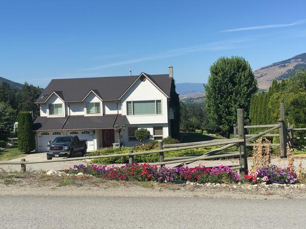 Housesitting assignment in Coldstream, British Columbia, Canada
