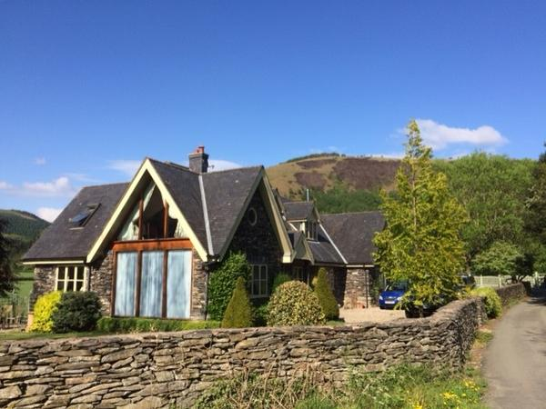 Housesitting assignment in Llangollen, United Kingdom