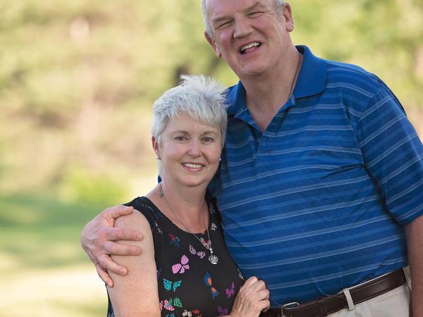 Sandra & Byron from Tecumseh, Ontario, Canada