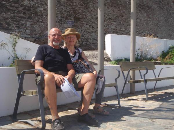Raymond charles & Pauline from San Roque, Spain