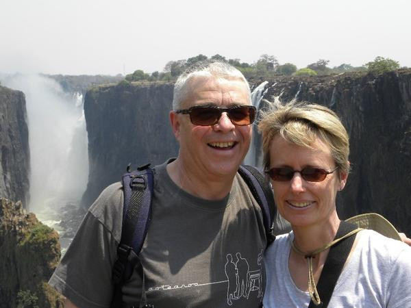 Sue & Ian from Lower Hutt, New Zealand