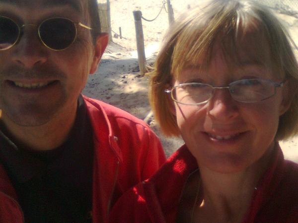 Jane & Nick from Saint-Sauveur-le-Vicomte, France