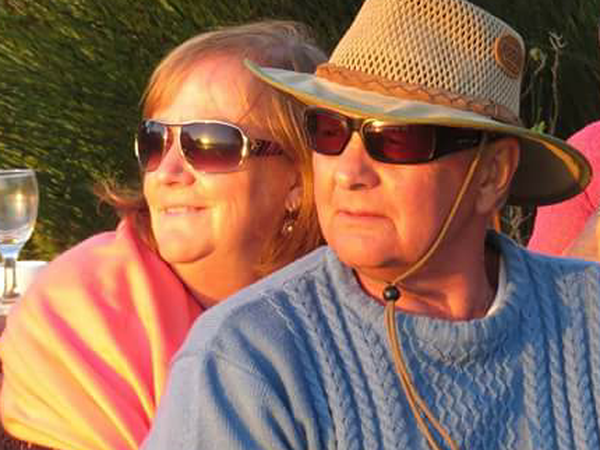 Karen & Tony from Wrexham, United Kingdom