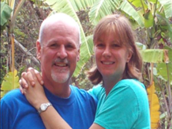 Alicia & Frank from Guatemala City, Guatemala