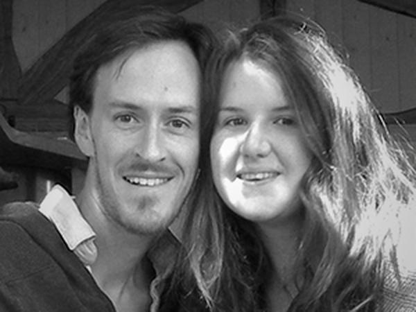 John james & Kat from Bath, United Kingdom