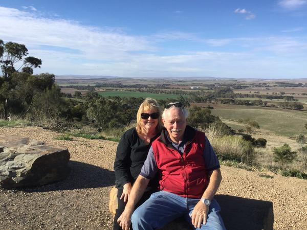 Anthony(tony) & Leonie from Redhead, New South Wales, Australia