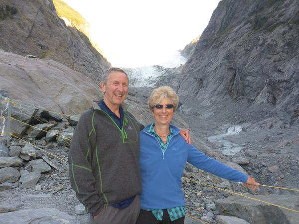 Fiona & John from Oban, United Kingdom