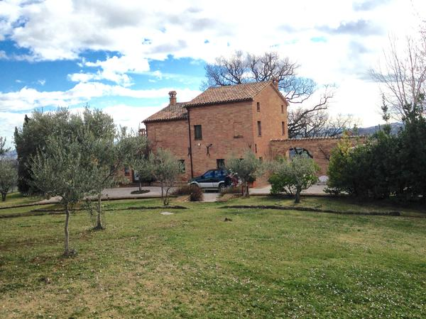Housesitting assignment in San Ginesio, Italy