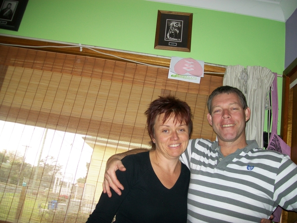 Erin & Ernie from Oak Flats, NSW, Australia