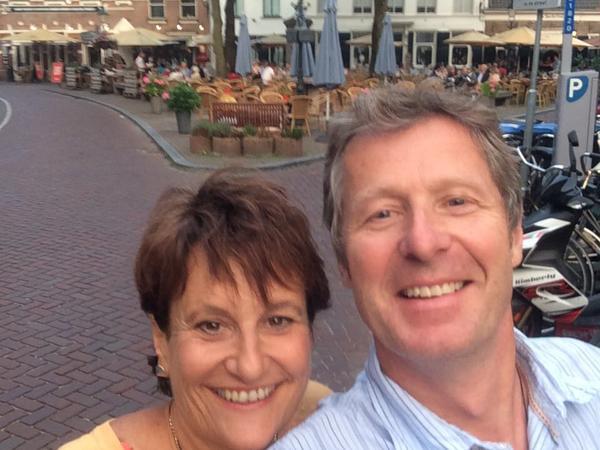 Andrew & Belinda from Newbury, United Kingdom