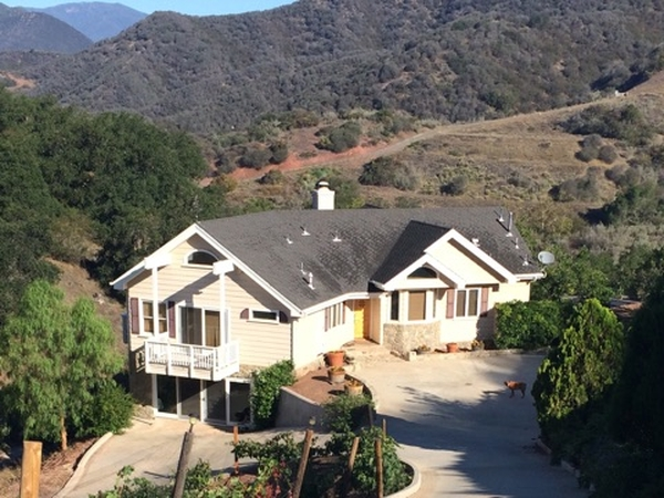Great Property In Ojai, California