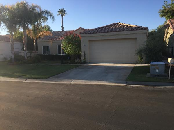 Housesitting assignment in Cathedral City, CA, United States