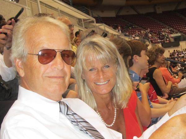 Kristen & Robert from Mount Pleasant, South Carolina, United States