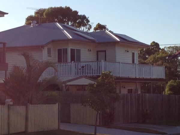 Housesitting assignment in Wynnum, QLD, Australia