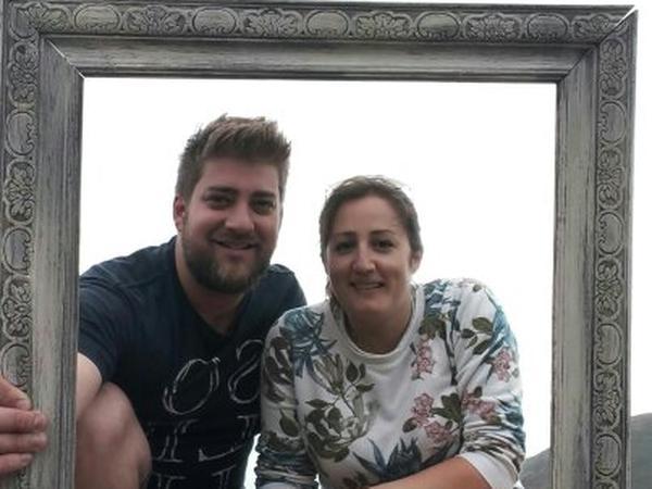 Hannah & Byron from Reading, United Kingdom