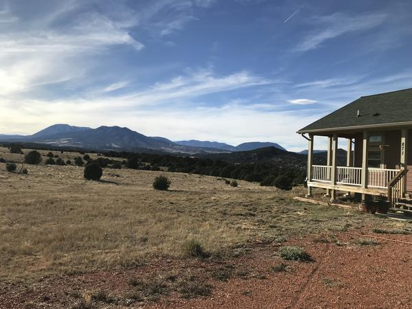 Housesitting assignment in Walsenburg, Colorado, United States