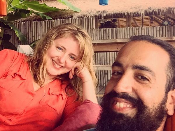 Annika & Amir from Tel Aviv, Israel
