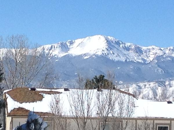 Housesitting assignment in Colorado Springs, Colorado, United States