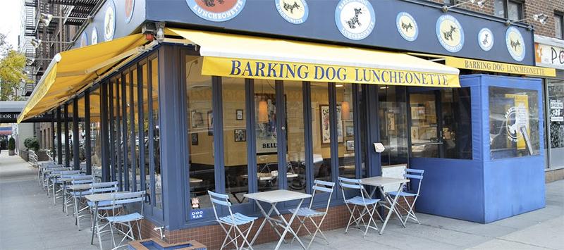 barking dog cafe
